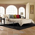 Hero Fabric Solo Natural Royal Queen Sleeper Sofa