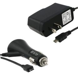 V8 Home and Car Charger Kit