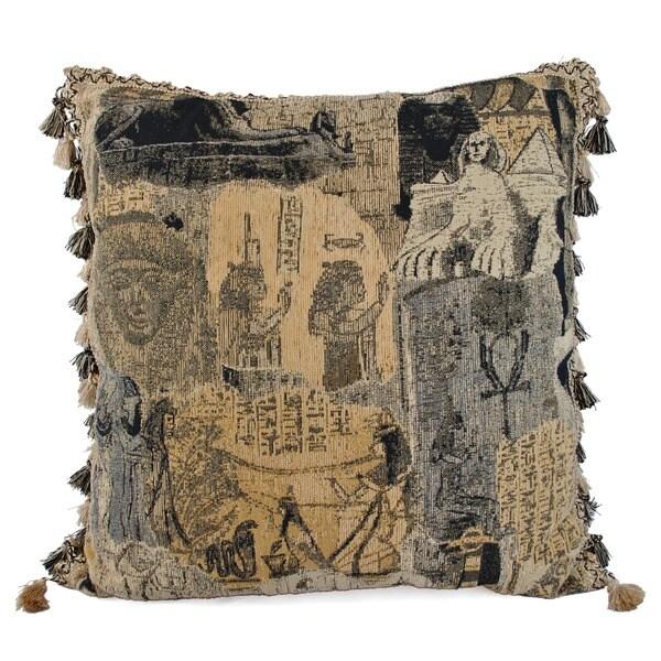 Pharaoh's Kingdom Euro Pillow