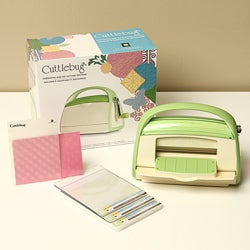 Cricut Cuttlebug V2 Embossing and Die Cutting Machine