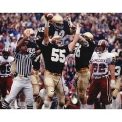 Steiner Sports Mike Golic Autographed Photo