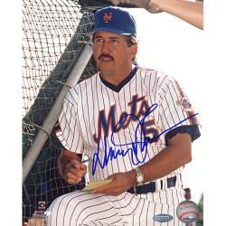 Steiner Sports Davey Johnson Autographed Photo