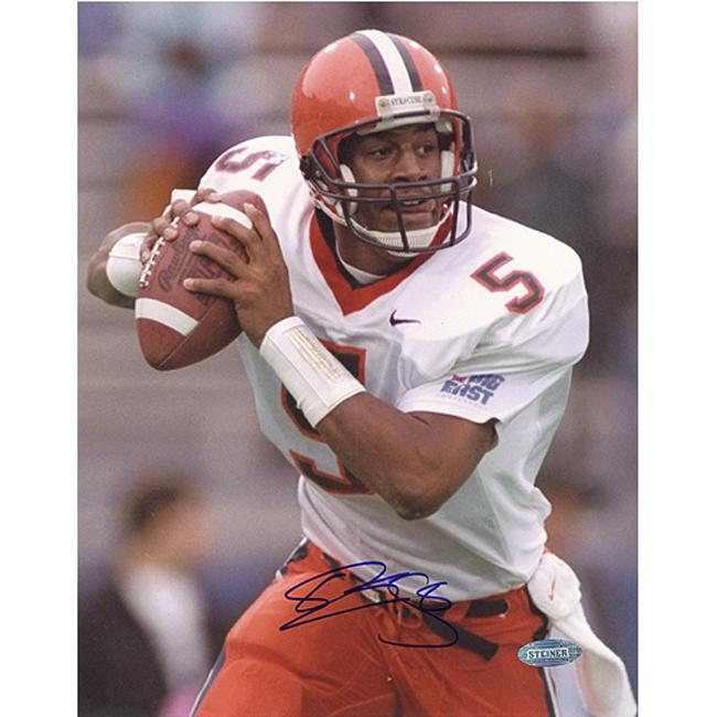 Steiner Sports Donovan McNabb Autographed Photo with COA