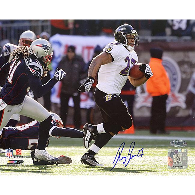 Steiner Sports Ray Rice Autographed Photo