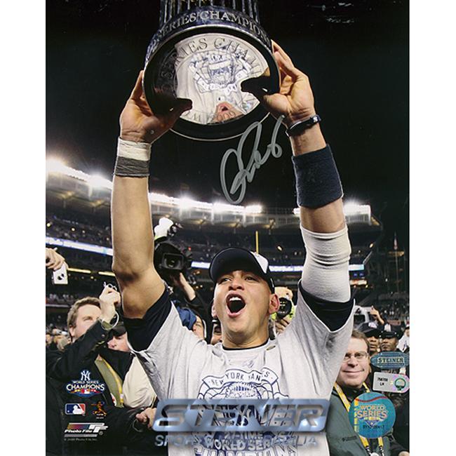 Steiner Sports Alex Rodriguez Yankees Autographed Photo