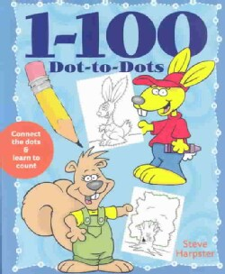 1-100 Dot-To-Dots (Paperback)