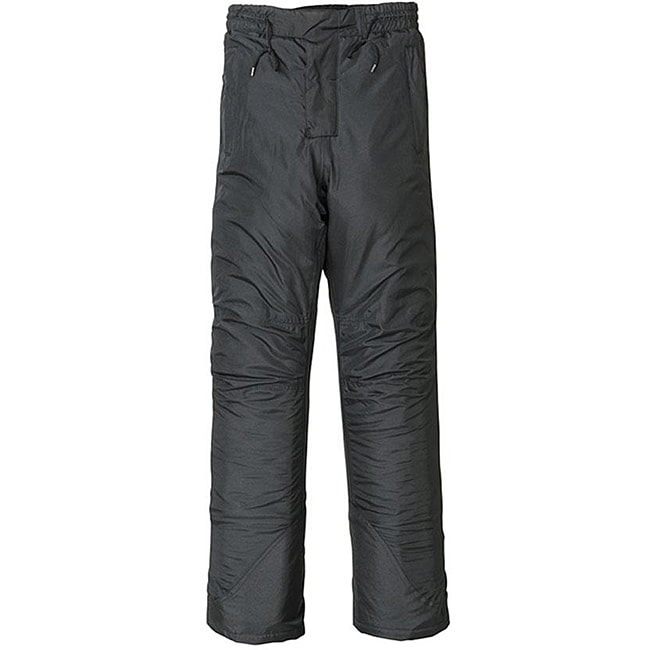 Sledmate Youth Polyester/ Nylon Waterproof Boy's Snow/Skiing Pants