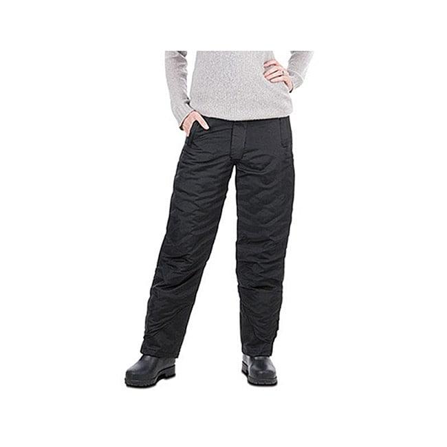 Sledmate Women's Black Snow Pants