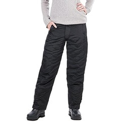 Sledmate Women's Black Snow Pants