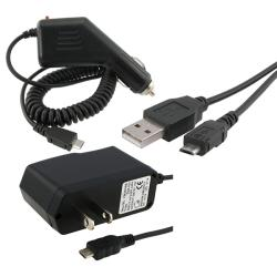 3-piece Charger Combo for Samsung Intercept M910
