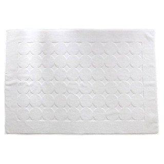 Authentic Hotel and Spa Turkish Cotton 24 x 35 Bath Mat (Set of 2)
