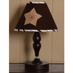 Blue Moon and Star Lamp Shade