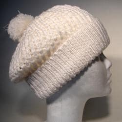 Women's Cotton Skull Cap (Nepal)