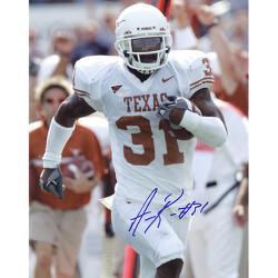 Texas Longhorns Aaron Ross Autographed Photo