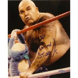Steiner Sports George 'The Animal' Steele Autographed Photo