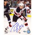 Steiner Sports Travis Zajac Autographed Photo