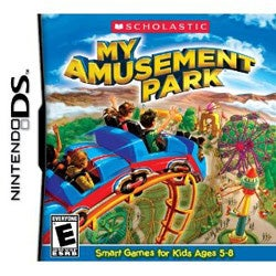 Nintendo DS - My Amusement Park - By Scholastic Games