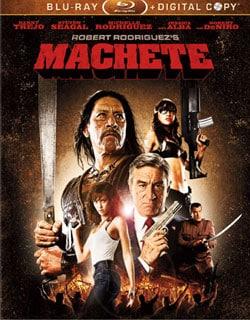 Machete (Blu-ray Disc)