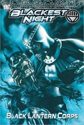 Blackest Night: Black Lantern Corps (Paperback)