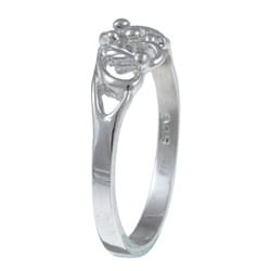 Black Hills Silver Dual Heart Ring