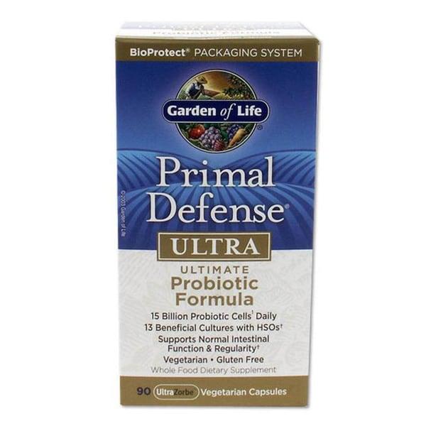 Garden Of Life Probiotic Primal Defense Ultra 90-ct Supplements