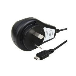 Micro USB Australia Travel Charger for Motorola Droid X MB810