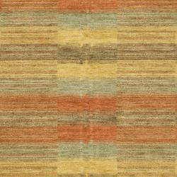 Safavieh Hand-knotted Himalayan Southwest Multi-colored Wool Rug (8' x 10')