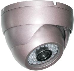 Pyle Indoor Dome Video Surveillance Night Vision Camera/ Sony CCD