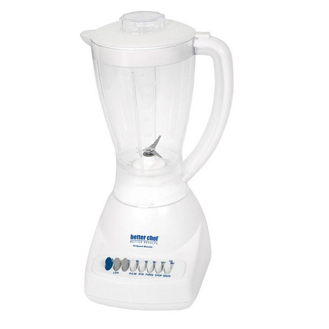 Better Chef IM-612W 10-speed 400-watt Blender