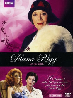 Diana Rigg at the BBC (DVD)