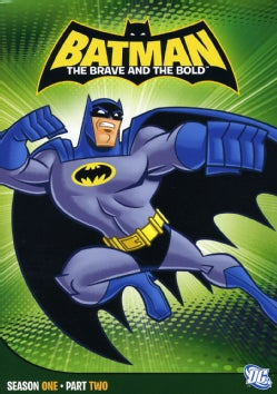 Batman: The Brave And The Bold Season One Part Two (DVD)