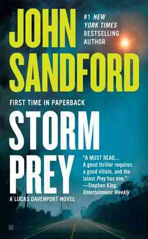 Storm Prey (Paperback)