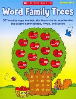 Word Family Trees Grades K-2 (Paperback)