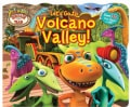 Let's Go to Volcano Valley! (Board book)
