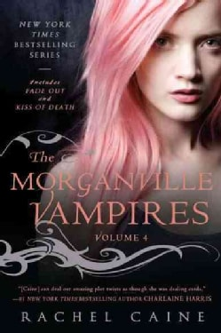 The Morganville Vampires: Fade Out and Kiss of Death (Paperback)