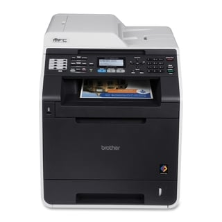 Brother MFC-9560CDW Laser Multifunction Printer - Color - Plain Paper