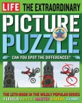 The Extraordinary Picture Puzzle: Can You Spot the Differences? (Paperback)