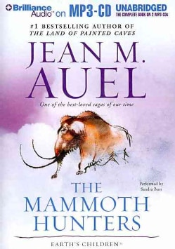 The Mammoth Hunters (CD-Audio)