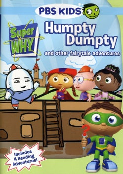 Super Why!: Humpty Dumpty And Other Fairytale Adventures (DVD)