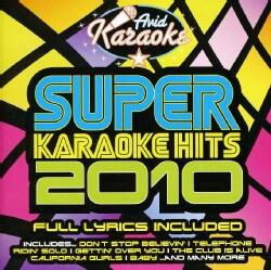 Various - Super Karaoke Hits 2010
