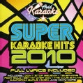 Various - Super Karaoke Hits 2010