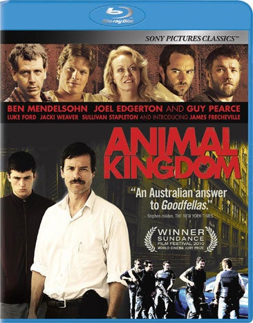 Animal Kingdom (Blu-ray Disc)