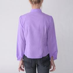 Everyday by Adi Juniors Long Sleeve Chiffon Blouse