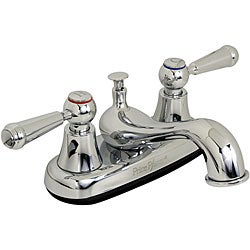 Price Pfister 4-inch Centerset Chrome Bathroom Faucet