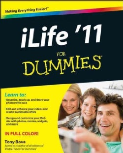 iLife '11 for Dummies (Paperback)