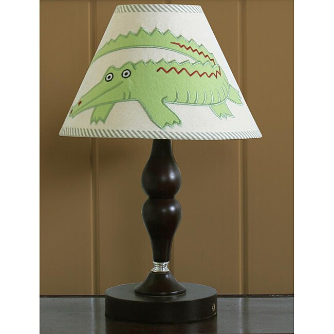 safari and jungle animals lamp shade 13289972. Black Bedroom Furniture Sets. Home Design Ideas