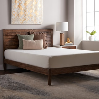 Select Luxury Medium Firm 11-inch King-size Memory Foam Mattress