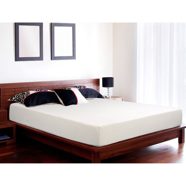 Select Luxury Medium Firm 11-inch Full-size Memory Foam Mattress