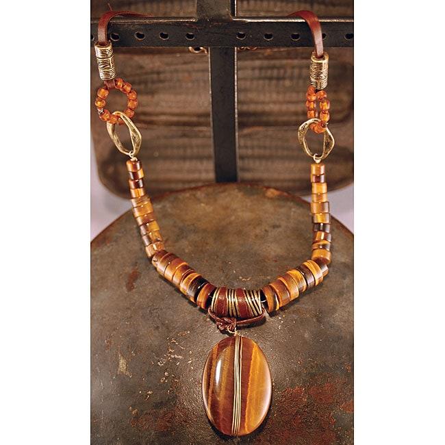 Stone Necklace (China)
