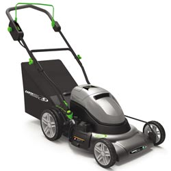 Earthwise New Generation 20-inch Cordless Lawn Mower